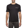 VAUDE Brand Shirt Men black